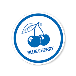 Logo Blue Cherry